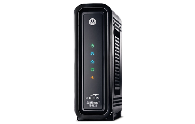 ArrisMotorola SB6121 DOCSIS Cable Modem Review