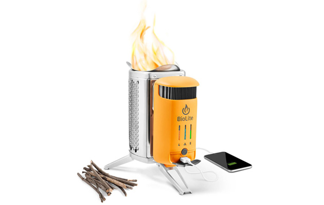BioLite CampStove 2 Wood Burning