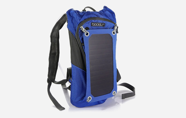 Boostr Solar Backpack