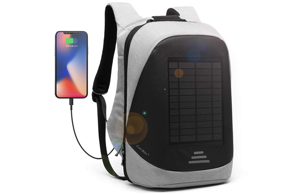 DTBG Solar Charger Backpack