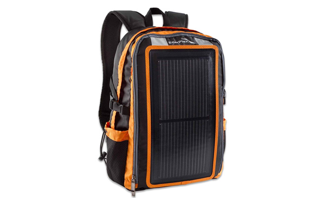 EnerPlex Solar Backpack
