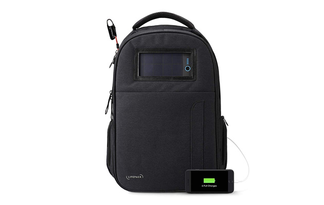 Lifepack Solar Backpack