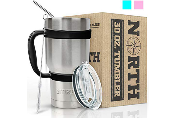 North Stainless Steel Vacuum Insulated Tumbler Set