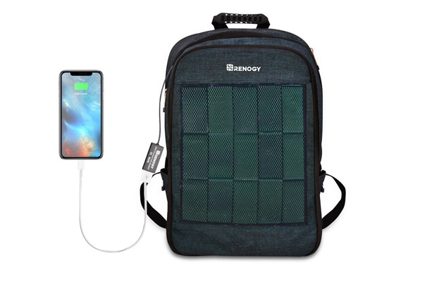 Renogy Solar Panel Backpack