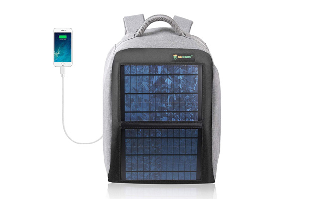 SUNKINGDOM Solar Backpack
