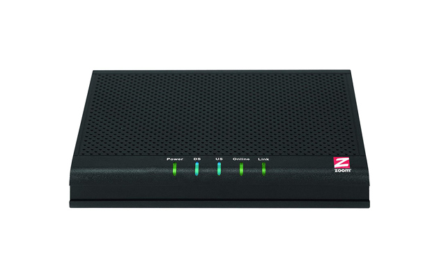 ZOOM TELEPHONICS DOCSIS Cable Modem
