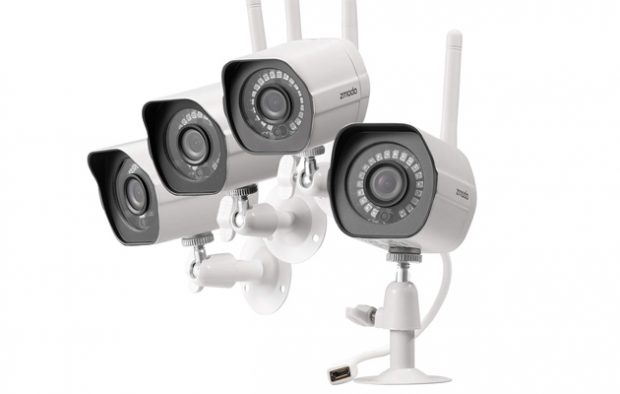Zmodo Wireless Security