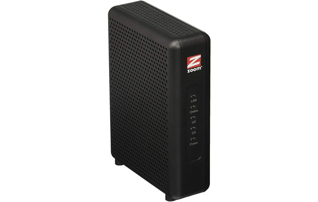 Zoom 8x4 Cable Modem