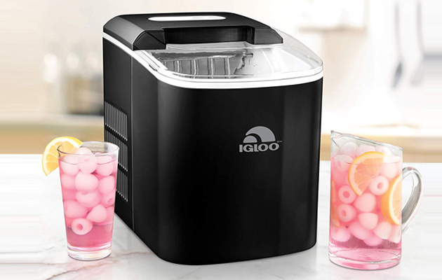 Igloo ICEB26BK Ice Maker Review