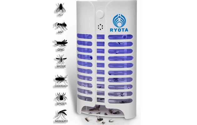RYOTA Electric Mosquito Killer Repellent