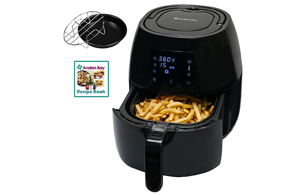 Avalon Bay Digital Air Fryer