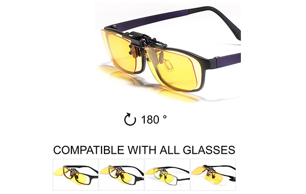 Klim OTG Blue Light Blocking Glasses