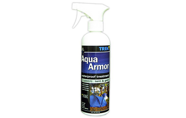 Aqua Armor Fabric Waterproofing Spray