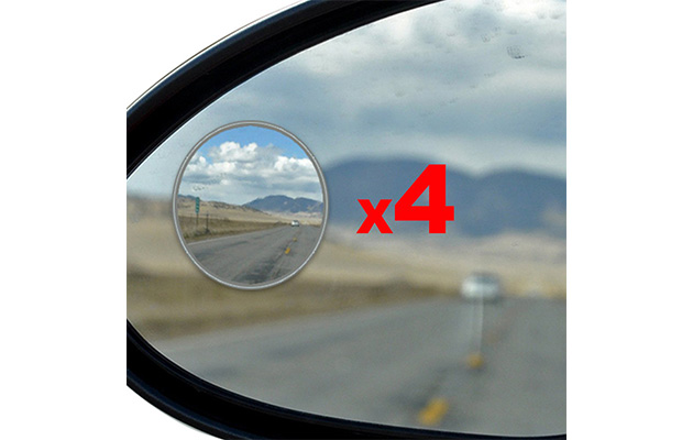 The Essential Blind Spot Mirror