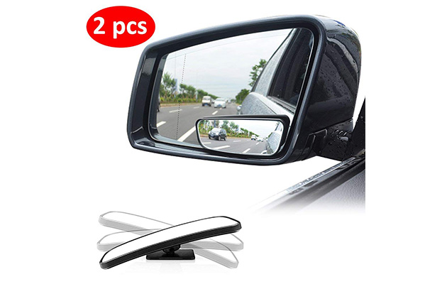 Square Blind Spot Mirror