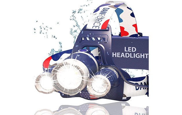 DanForce LED Headlamp