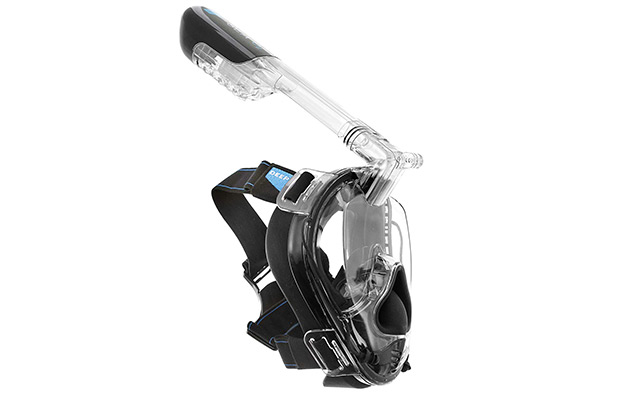 Deep Sea O2 Only Full Face Snorkel