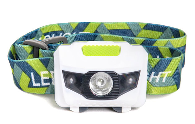 LED Headlamp Flashlight by Shining Buddy