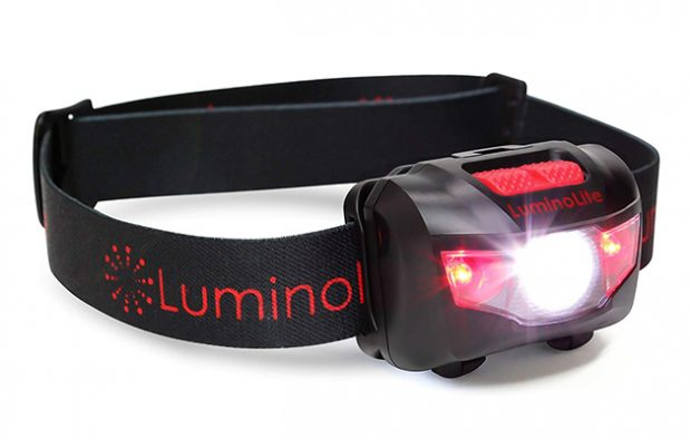 Ultra Bright CREE LED Headlamp by LuminoLite