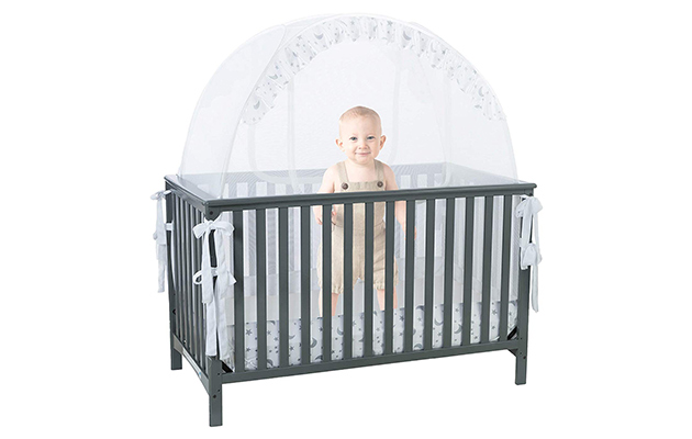 Baby Crib Safety Pop up