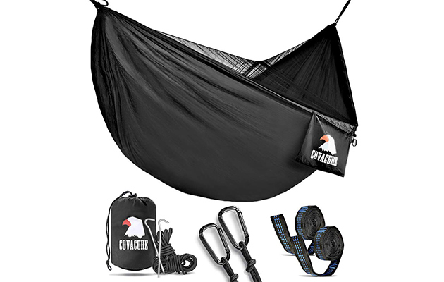 Covacure Camping Hammock mosquito net
