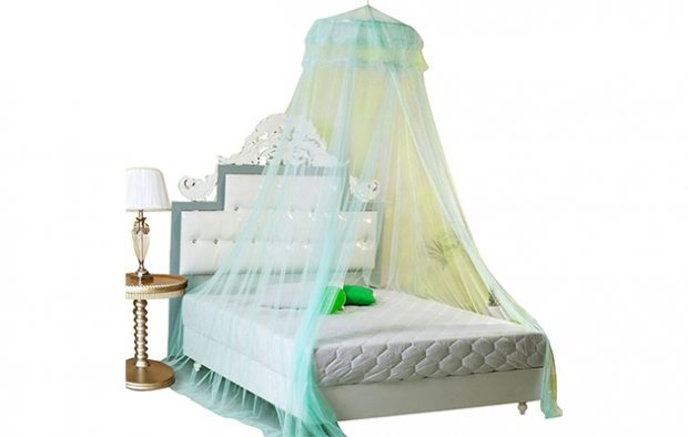 Housweety New Round Lace Curtain