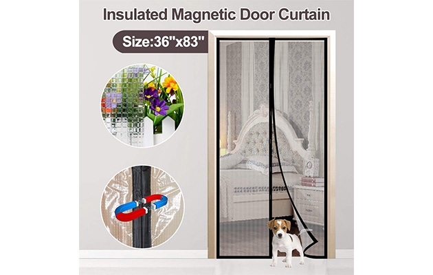 IKSTAR Transparent Door