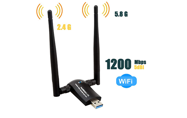 TECHKEY Wireless USB Wi-Fi Adapter
