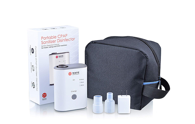 Wave Medical CPAP Cleaner Review For Travelling