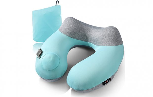 Kmall Compact Travel Pillow