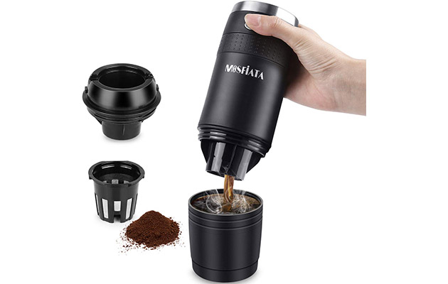 MOSFiATA Portable Coffee Maker