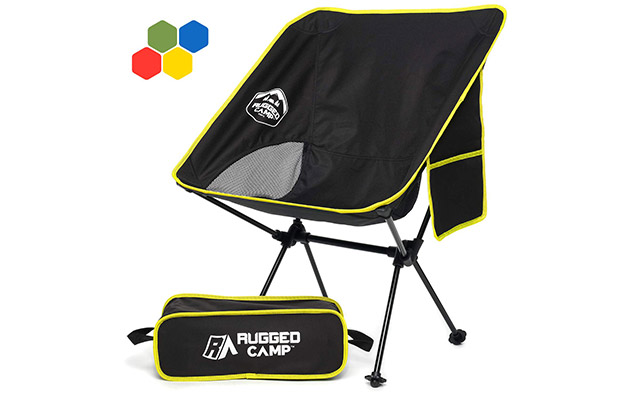 Rugged Camp Portable Folding Chair