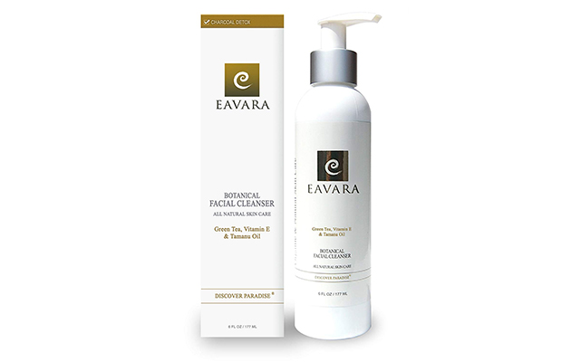 Eavara Organic Facial Cleanser For Men