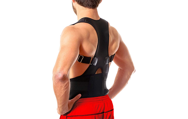 Flexguard Back Brace Posture Corrector - Fully Adjustable Support Brace