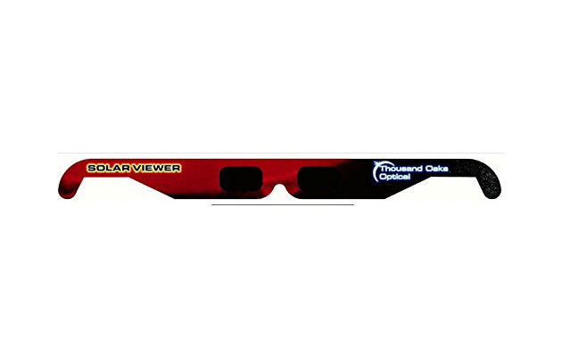 GL-25 - Black Polymer Film Solar Filter Glasses