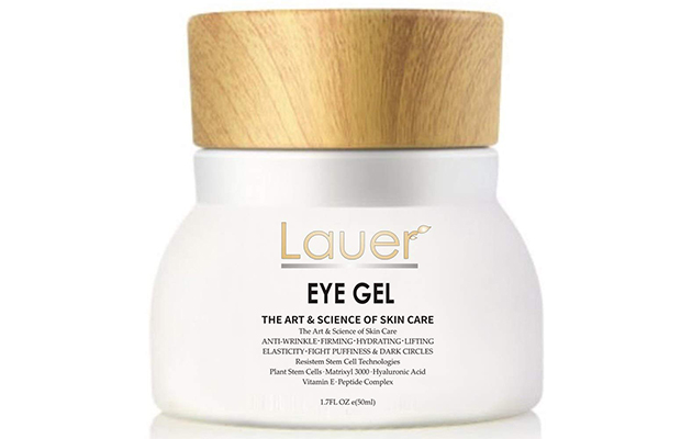 Lauer Eye Gel For Dark Circles and Puffiness