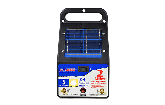 Fi-Shock ESP2M Solar Electric Fence Charger