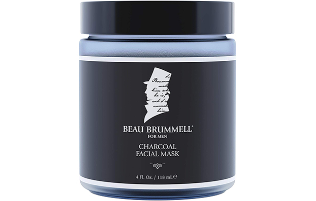 Beau Brummell Charcoal Facial Mask for Men