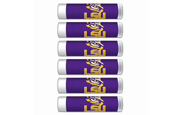 NCAA LSU Tigers Premium Lip