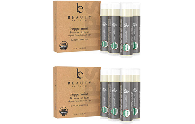 Organic Lip Balm Peppermint