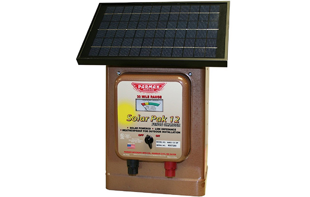 Parmak Magnum Solar Electric Fence Charger