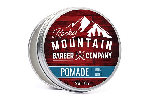 The Rocky Mountain Barbe Company's Pomade for Men
