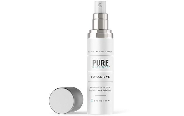 Pure Biology Premium Total Eye Cream for Men