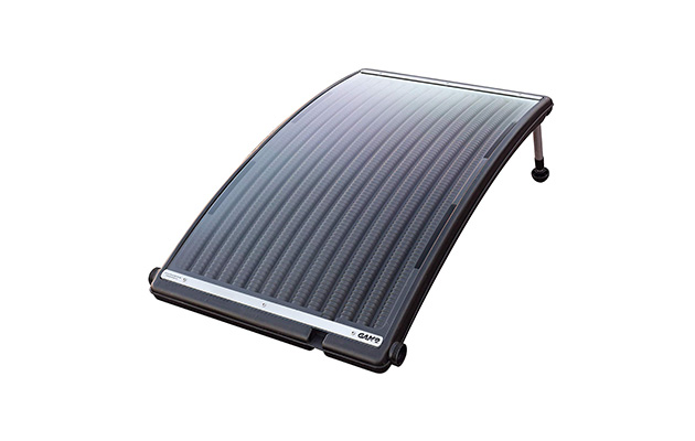 GAME 4721-BB SolarPRO Curve Solar Pool Heater