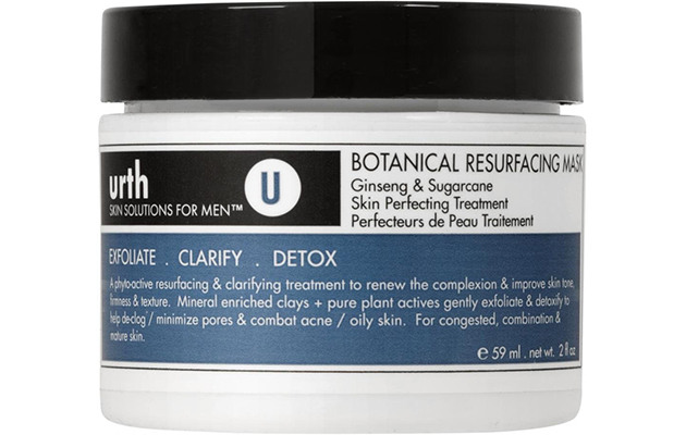 Urth Skin Solutions for Men Botanical Resurfacing Mask