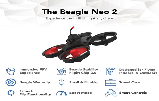 Beagle Neo 2 Features