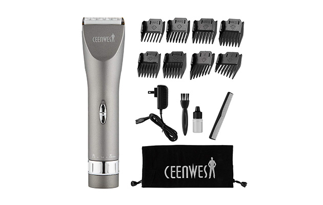 CEENWES Hair Clippers Cordless Haircut Kit