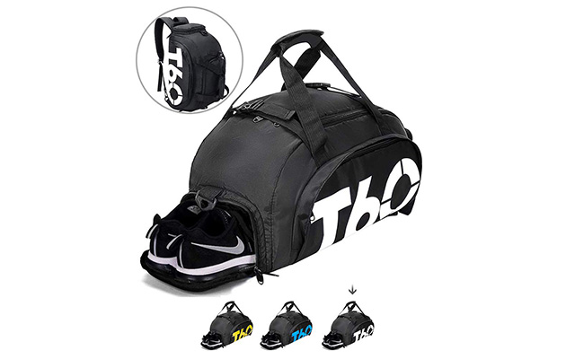 Gym Bag Travel Duffle Bag Backpack