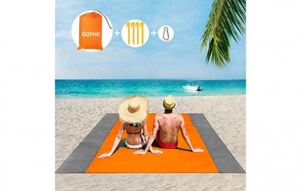 ISOPHO Beach Blanket
