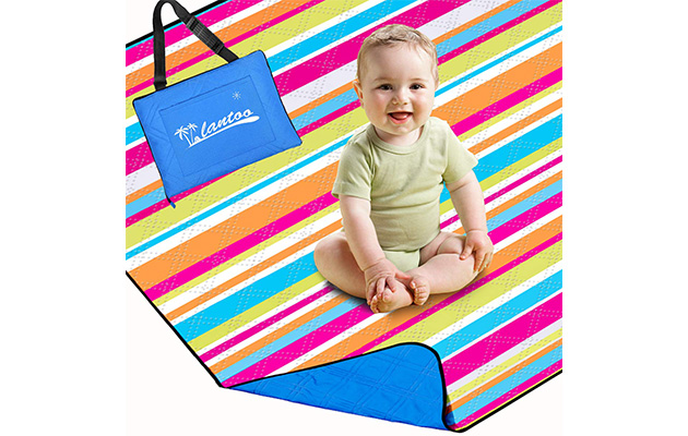 Lantoo Extra Large Outdoor Picnic Blanket